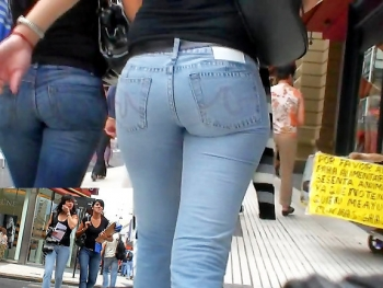 Jeans sexy butt think, that